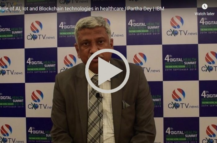 role of ai iot blockchain technologies in healthcare by partha day